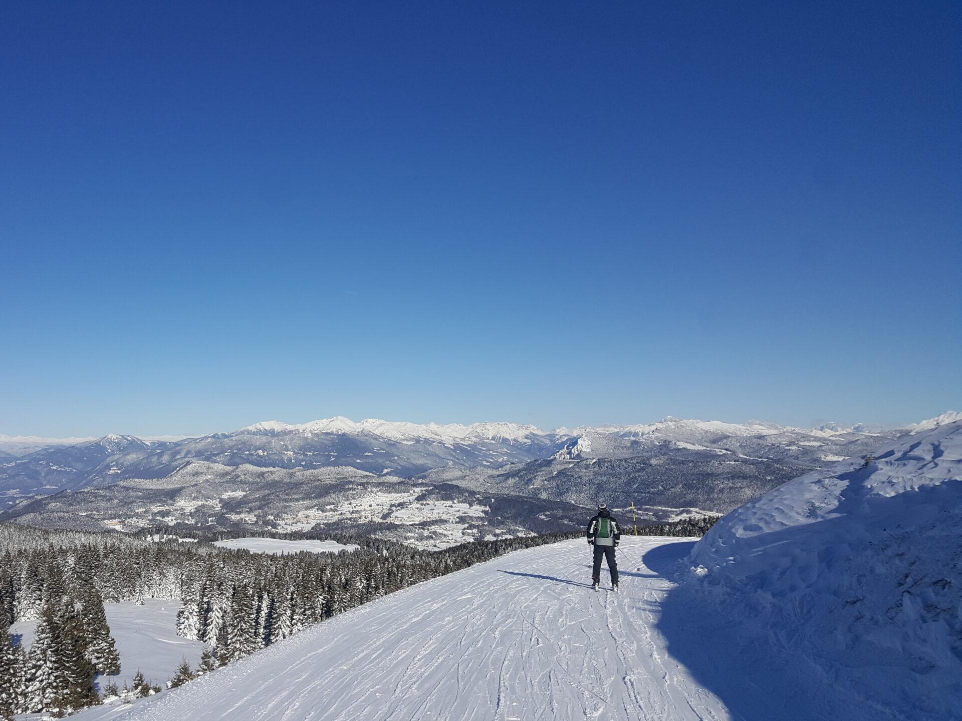 Due giorni di neve e di sci